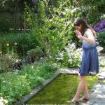 tuin voor tieners