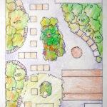 tuinontwerp natuurlijke stadstuin